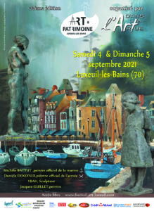 Luxeuil-les-Bains Septembre 2021